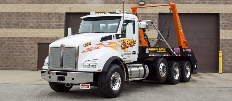 Lugger Truck Rental-Premier